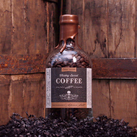 LIGHT ROAST WHISKEY BARREL COFFEE