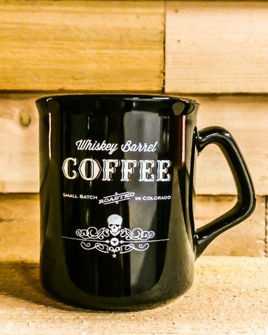 10 oz Whiskey Barrel Coffee Mug