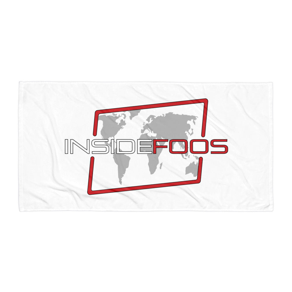 InsideFoos Beach Towel