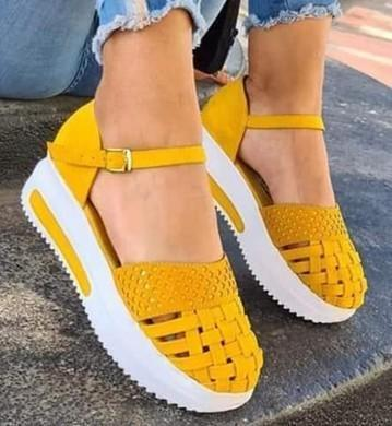 Fashion Hollow Out Sandals