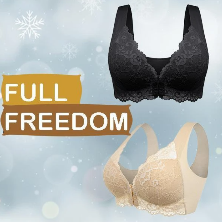 40% OFF✨GAME-CHANGER ZERO-BURDEN BRA (FROM M TO 5XL)