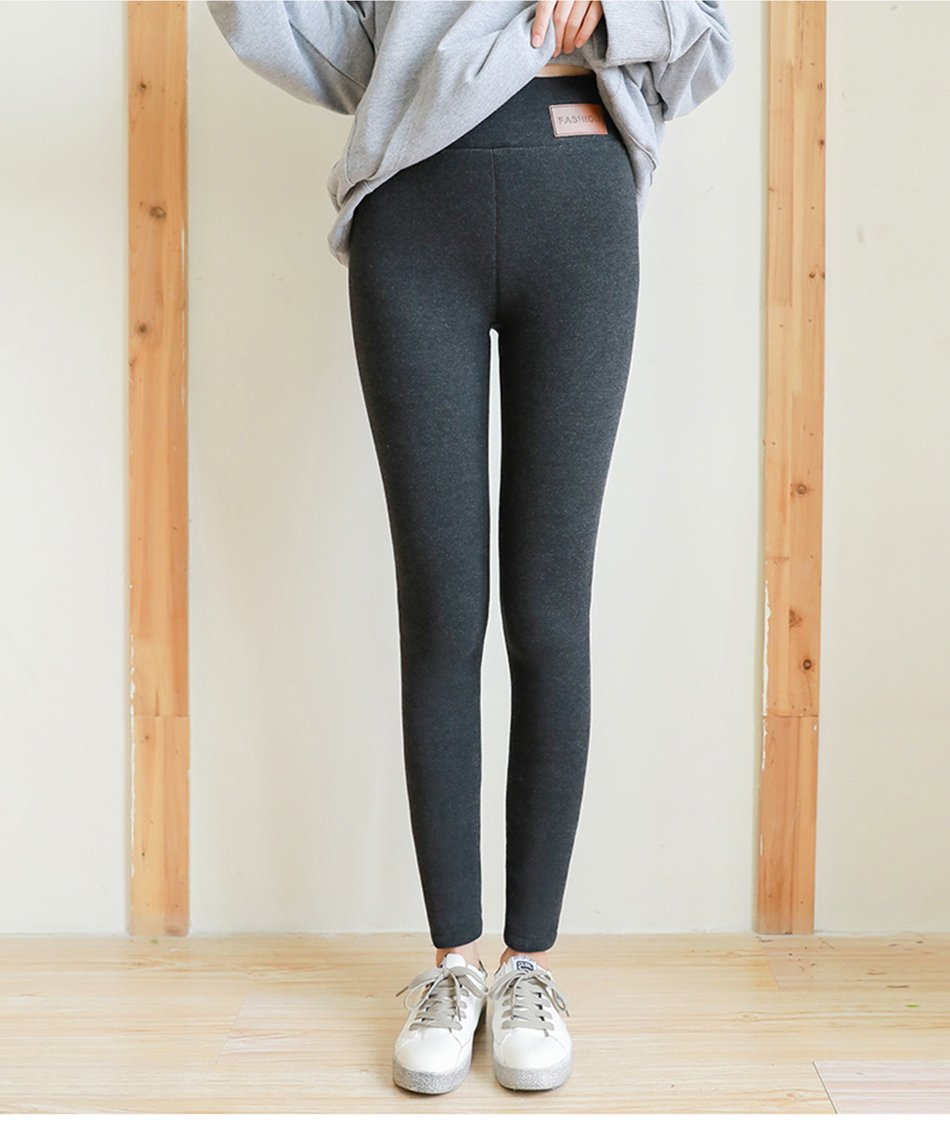 Thick Warm Wool Leggings