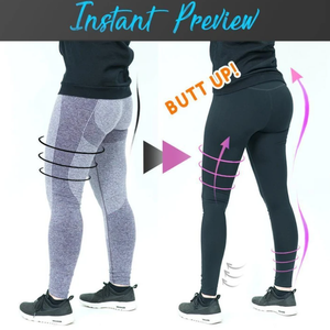 High-Waisted Shaper Leggings