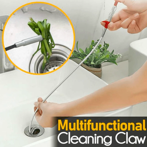 Multifunctional Dredging Claw
