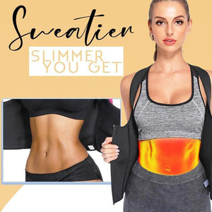 HeatUp 2-in-1 Bust Lifter & Waist Trimmer