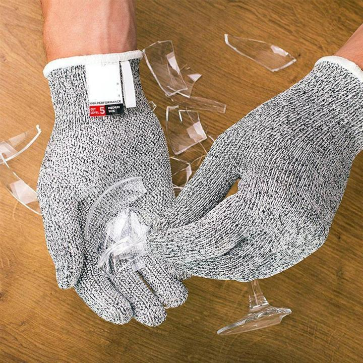 Cut Resistant Safety Gloves (1 Pair)