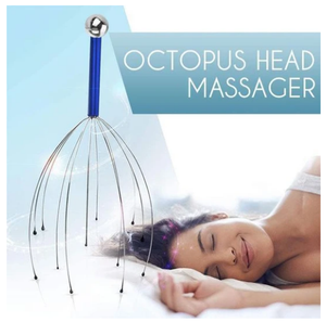 Octopus Head Massager