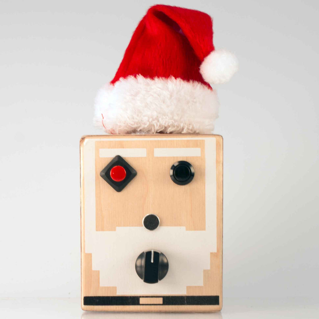8 Bit Santa - Recording Gadget by Brand New Noise