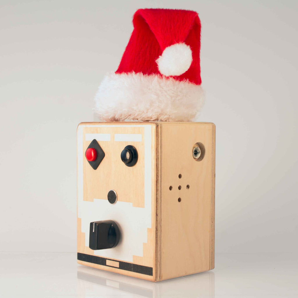 8 Bit Santa - Non Looping Recording Gadget by Brand New Noise