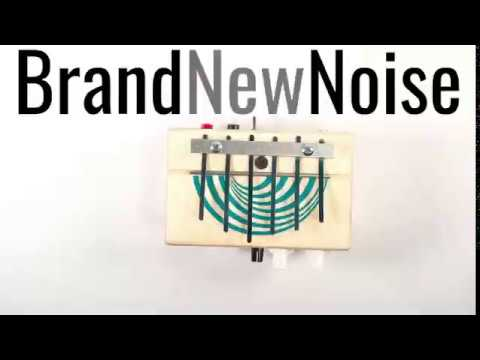 Mbira with echo and delay effect - BrandNewNoise Instruments & Audio Recorders