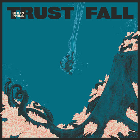 Colin Phils - Trust/Fall [CD]