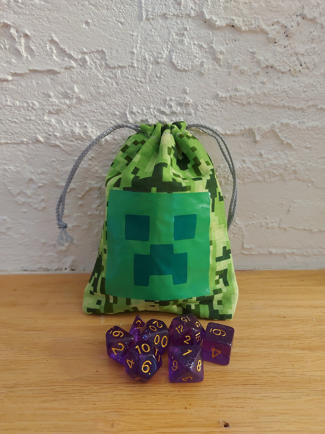 Minecraft Creeper Bag of Holding