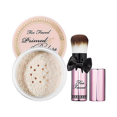 Primed & Poreless Pressed Powder by Too Faced #21