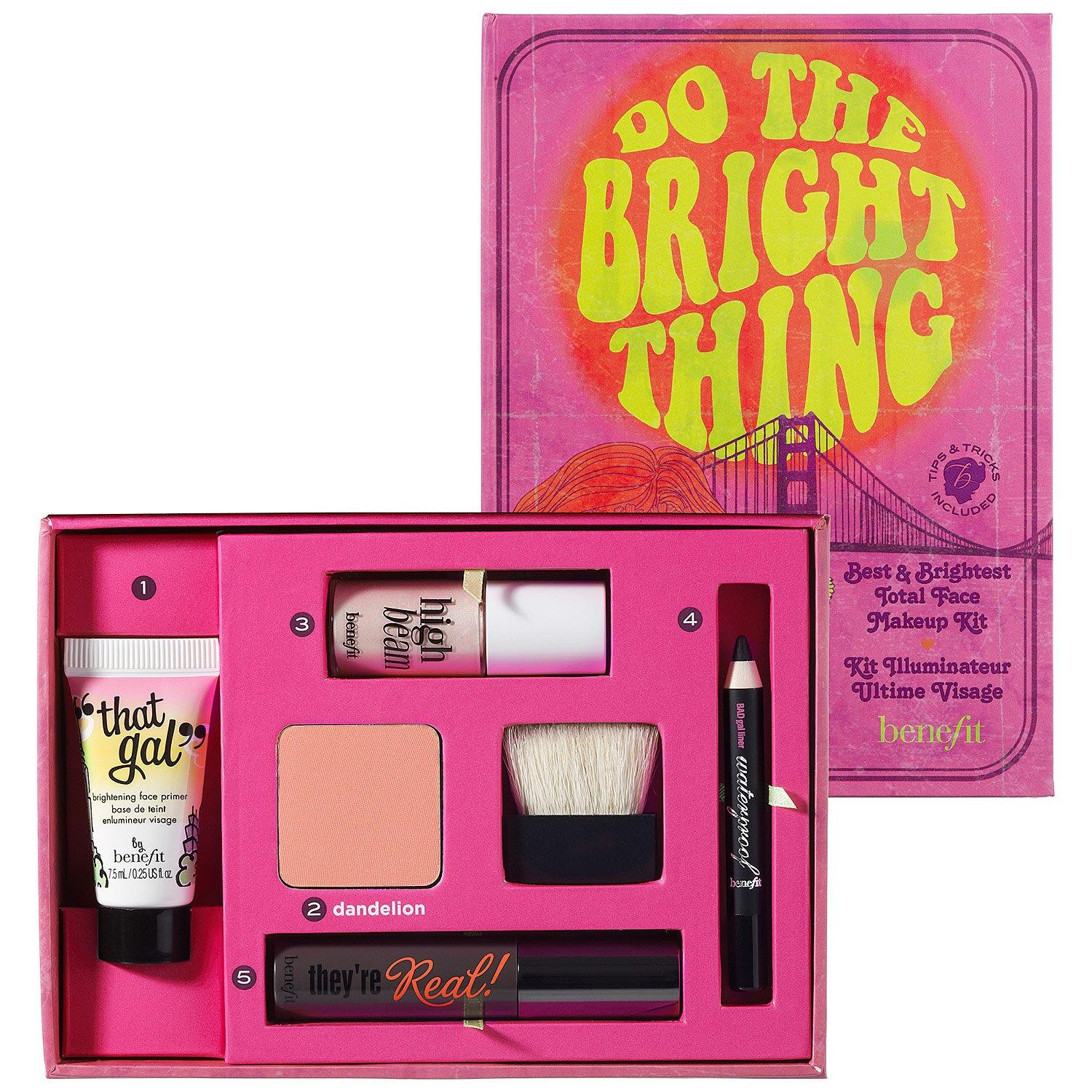 Benefit Cosmetics Do The Bright Thing - Fashion Panther ...