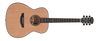 Orangewood Oliver Cedar Solid Top Acoustic Guitar - Top