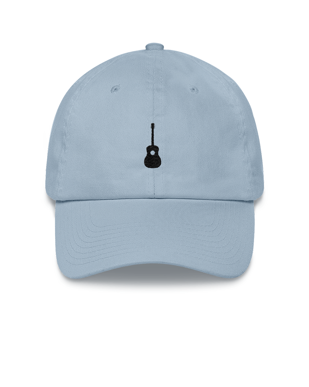 Guitar Dad Hat - Blue
