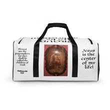 Load image into Gallery viewer, Duffle bag - PROUD to be a Christian!