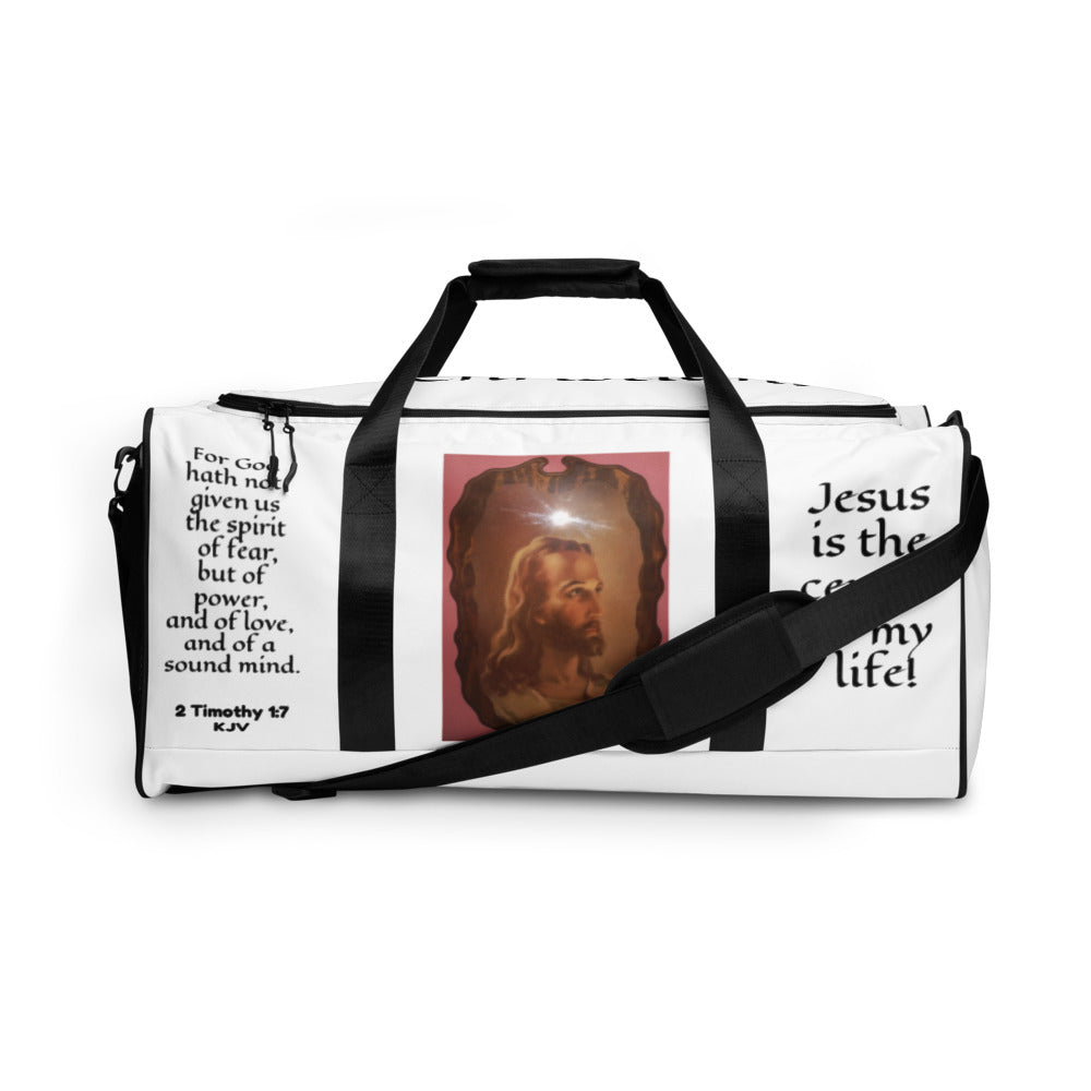 Duffle bag - PROUD to be a Christian!