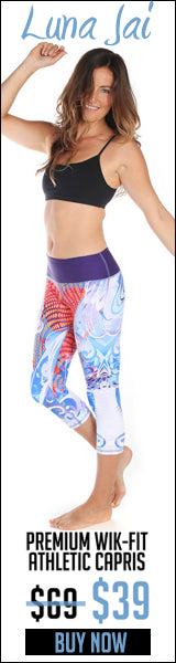 Athletic Capris - Deal Of The Week