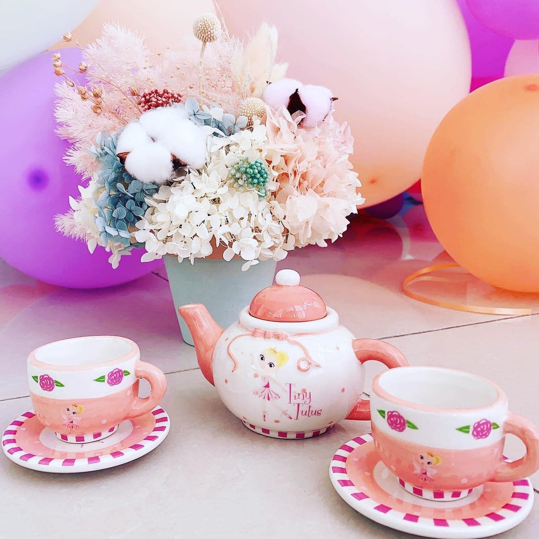 Tiny Tutus Tea Set