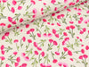 French Terry Melly Mini Blooms hellgrau-bunt by Lila-Lotta