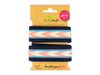 Stripe Me Icon Check Point Band blue navy-azzuro-nude-meringa