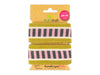 Stripe Me Icon Check Point Band gold-meringa-rose-carbon