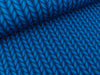 Hamburger Liebe Baumwolljersey Plain Stitches Lookalike bluette-blue navy