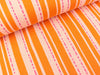 Hamburger Liebe Jacquard Bloom Pin Stripes papaia-puder-ortensia