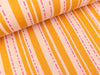 Hamburger Liebe Jacquard Bloom Pin Stripes curry-puder-ortensia