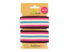 Stripe Me College Sweet Home Band bordeaux-ortensia-meringa-azzuro