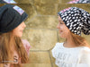 Modal French Terry Beanie Party by Cherry Picking - Beanie DIY Set Panel 125cm