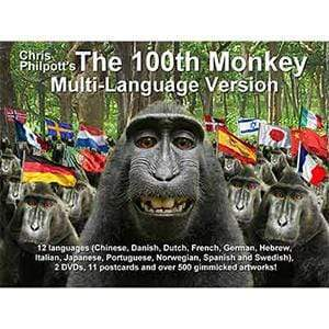 100th Monkey International by Chris Philpott - Deinparadies.ch