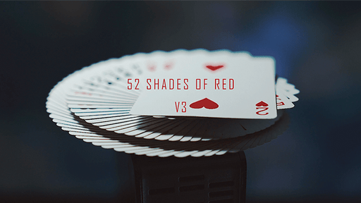 52 Shades of Red 3 by Shin Lim - Deinparadies.ch