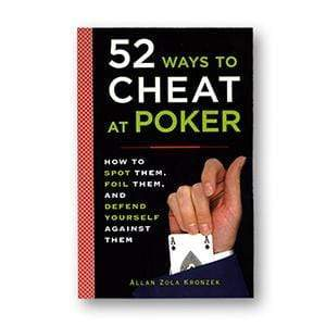 52 Ways to Cheat at Poker - Deinparadies.ch