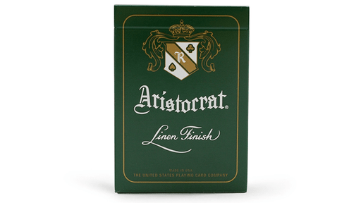 Aristocrat Poker Deck 727 green - Deinparadies.ch