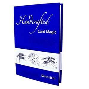 Handcrafted Card Magic 1 by Denis Behr