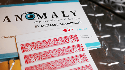 Anomaly by Michael Scanzello - Deinparadies.ch