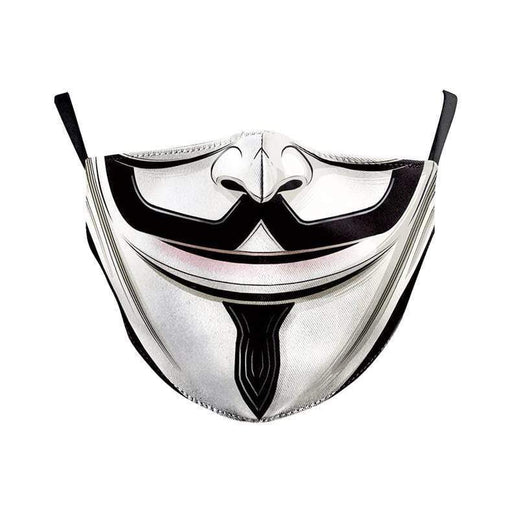Anonymous Filtermaske Kind - Various