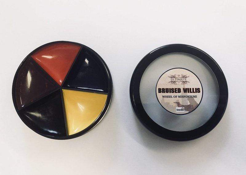 Bruised Willis Alcohol Wheel