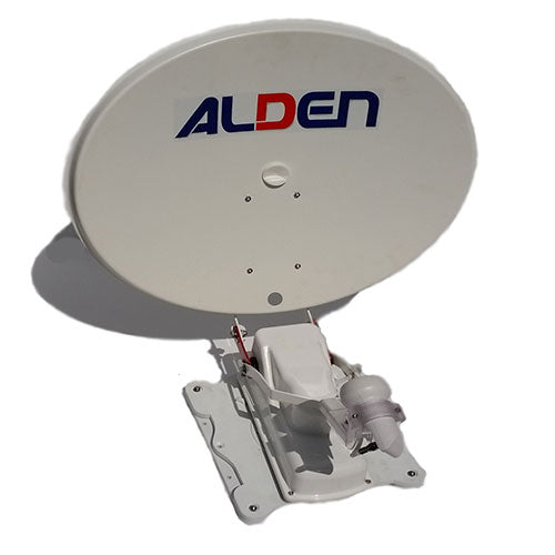 Trouble shooting the ALDEN Automatic Satellite dish