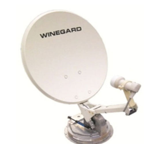 Trouble shooting a Winegard Satellite dish