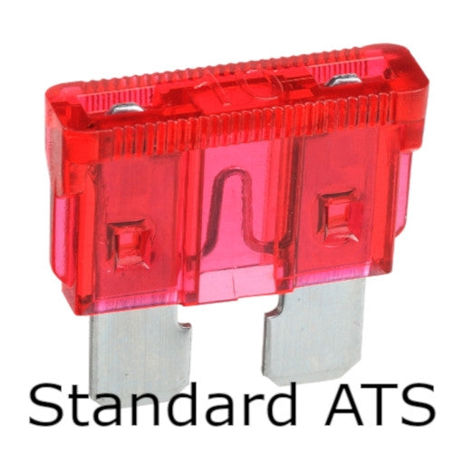 Assorted Standard ATS Fuses