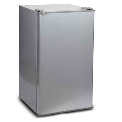 VRV110 Upright 12 Volt Compressor Fridge Freezer 830(h) x 480(w) x 505(d)