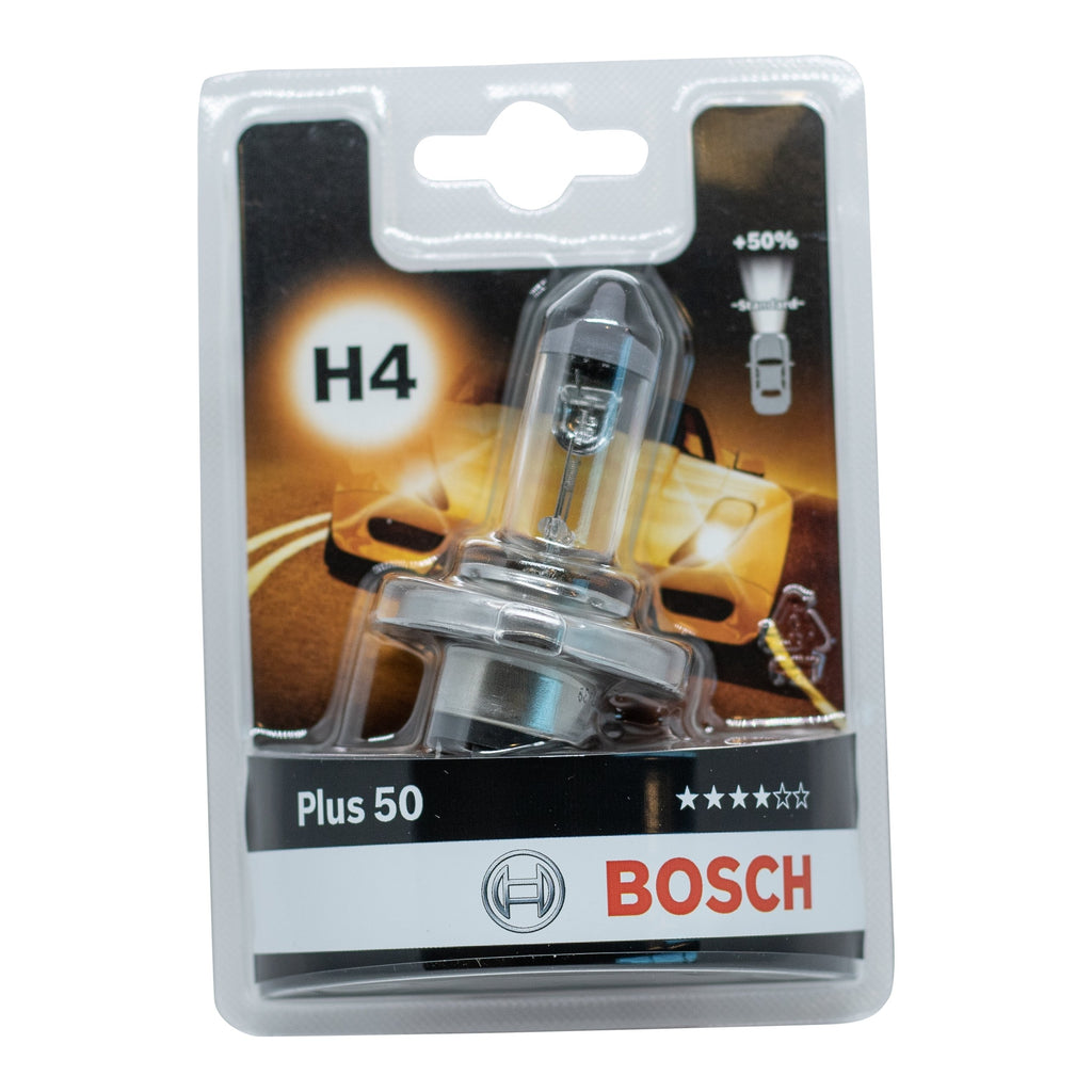 Bosch Plus 50 H4 12V - Xpert Cleaning