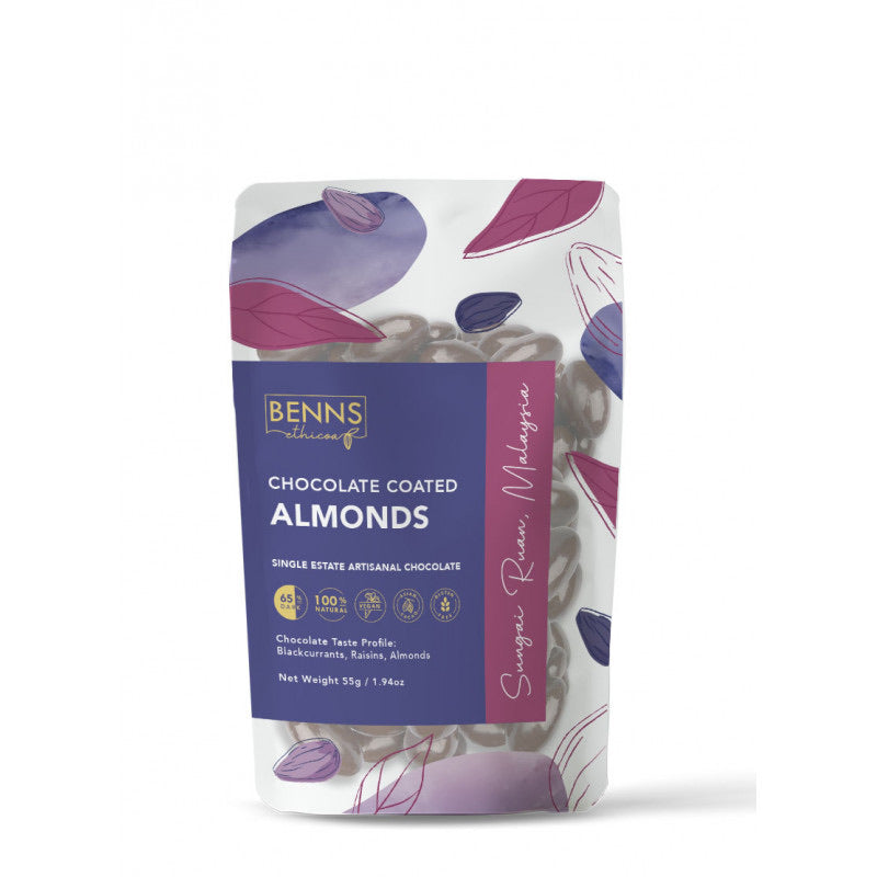 Benns Chocolate Coated Nuts