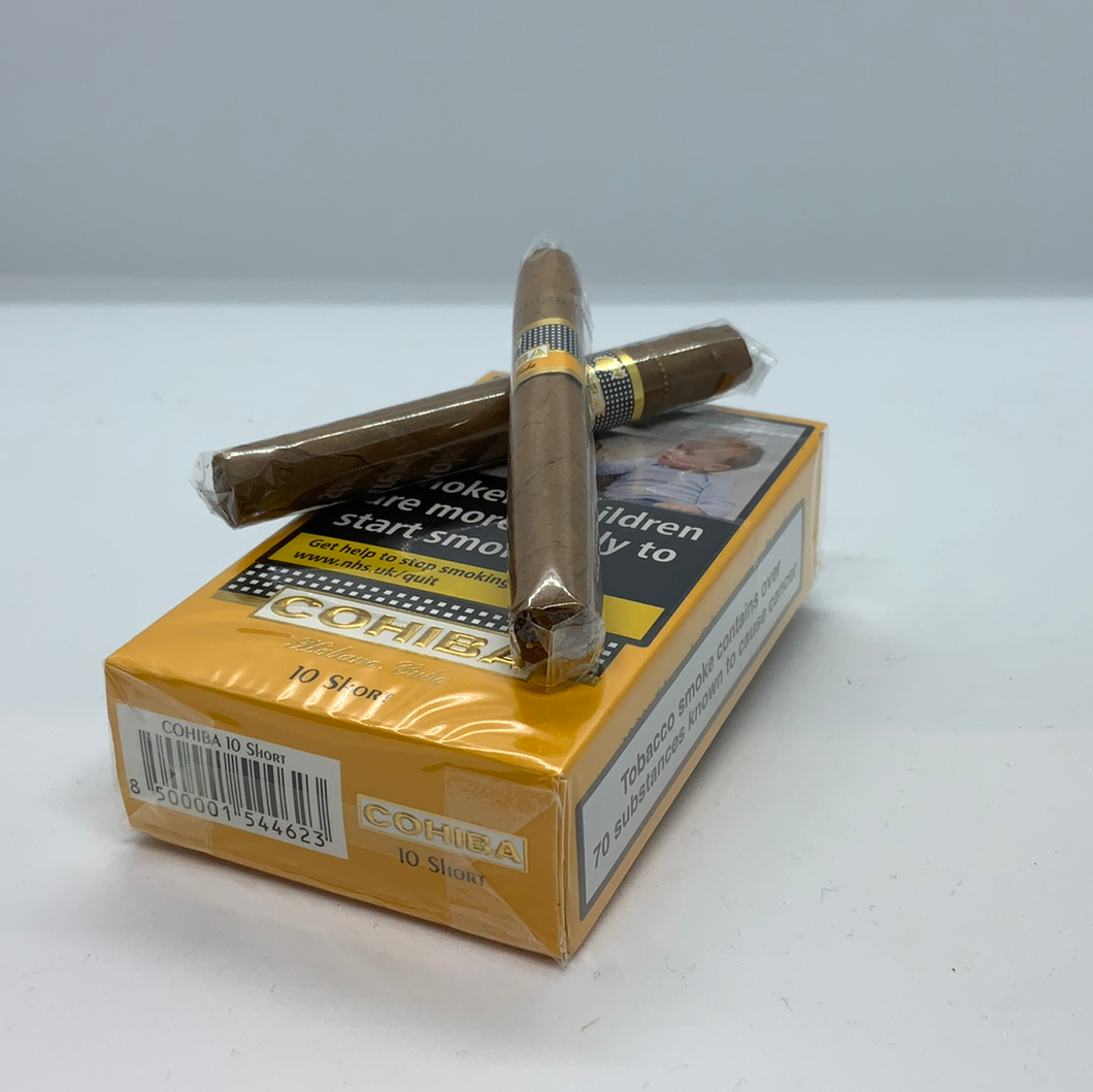 Cohiba Shorts (box of 10)