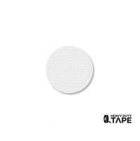 "1"" WHITE Solid DOT - Pack of 200 - FloorTapeOutlet.com"