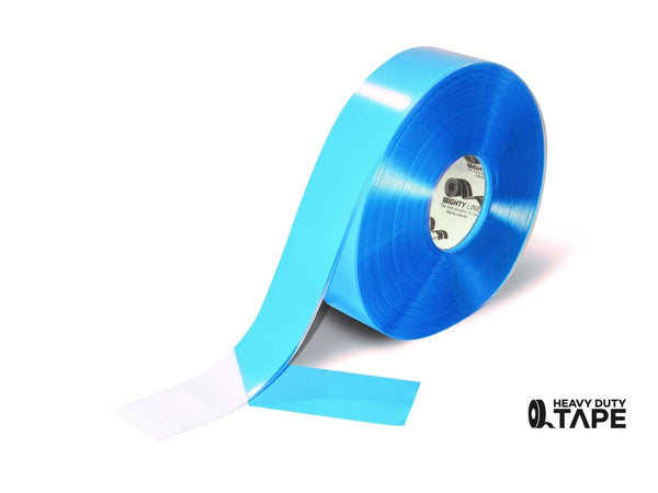 2 Clear Mighty Line Floor Tape - 100 Roll Product