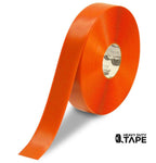 "2"" ORANGE Solid Color Tape - 100' Roll - FloorTapeOutlet.com"